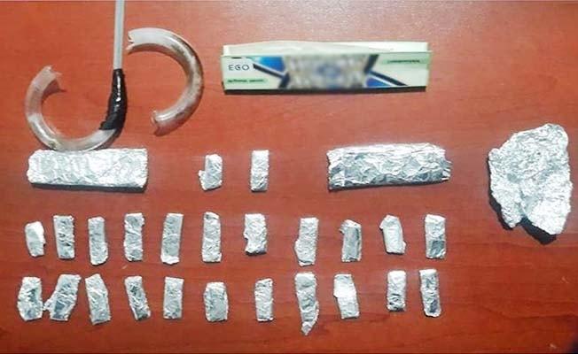 Pamukkale'de uyuşturucu satıcılarına Jandarmadan operasyon