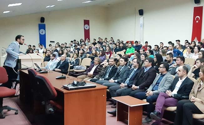 PAÜ'de Borsa İstanbul Eğitim semineri düzenlendi