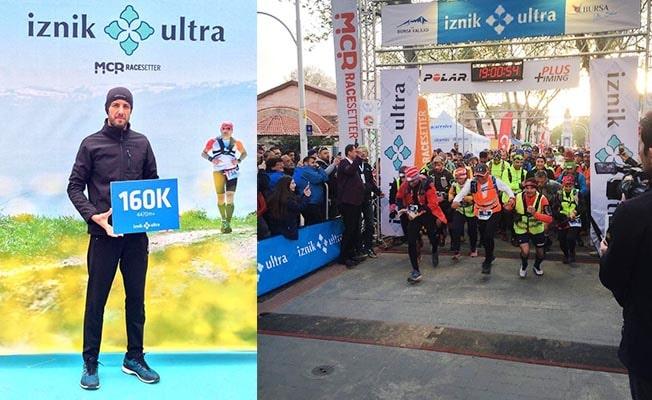 21 yıl içtiği sigarayı bırakıp spora başladı, maratonda birinci oldu