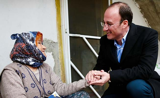 """Başkan Örki; """"Dünyanın en kutsal görevidir annelik"""""""