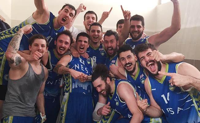 Denizli Basket Türkiye Basketbol Ligi'nde!