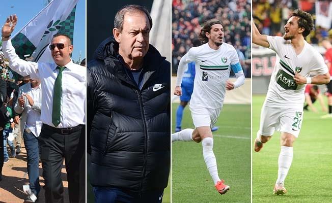 Denizlispor'da 4 isme 'Sporun En'leri Ödülü
