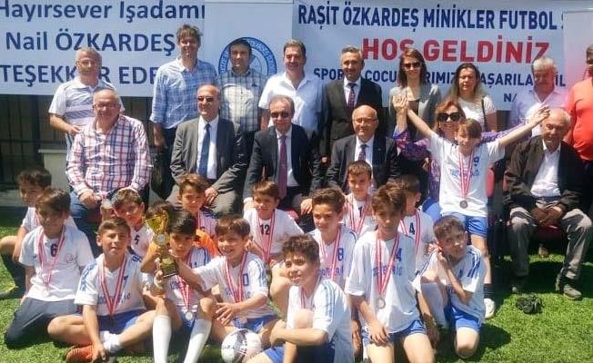 Futbol Şenliğinde Şampiyonlar belli oldu