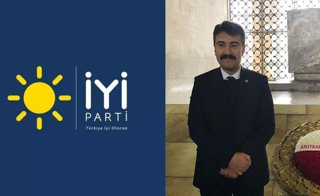 İYİ Parti Merkezefendi İlçe Başkanı Demirci istifa etti