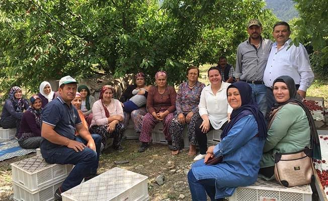 Milletvekili Ök'den Devecioğlu'na destek