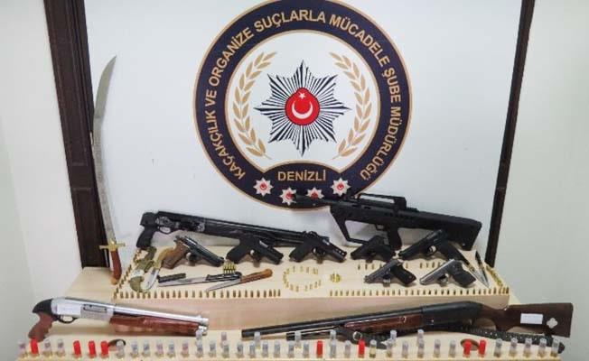 Organize suç örgütüne operasyon: 22 gözaltı