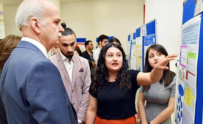 PAÜ'lü öğrenciler, Bilim Projeleri Yarışması'nda 3. oldu