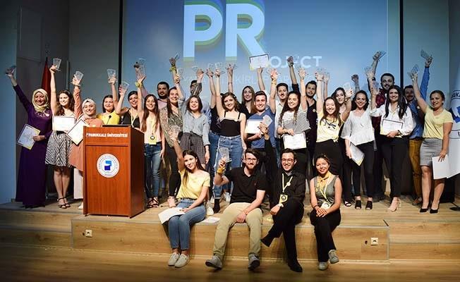PRoject Yarışmasında Yaratıcı Fikirler Ödüllendirildi