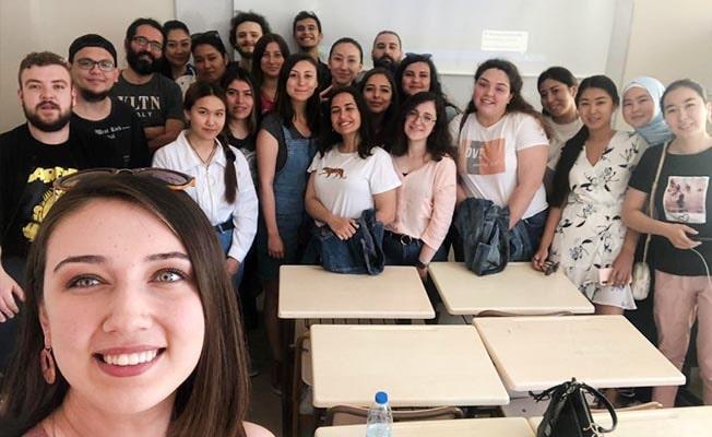 Turizm Rehberliği Öğrencilerinden Kazak-Türk İşbirliği