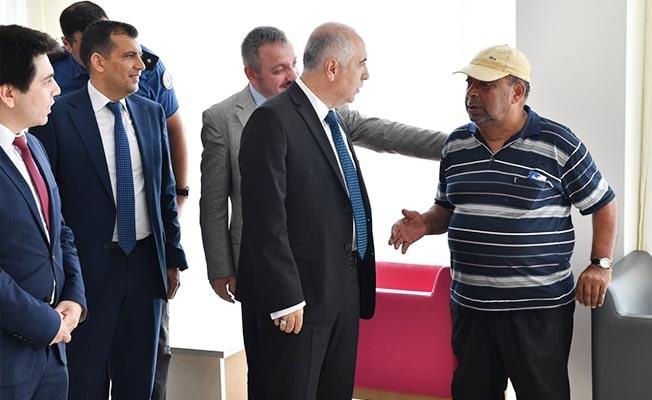 Babadağ'da Halk Gününe Vali Karahan da katıldı