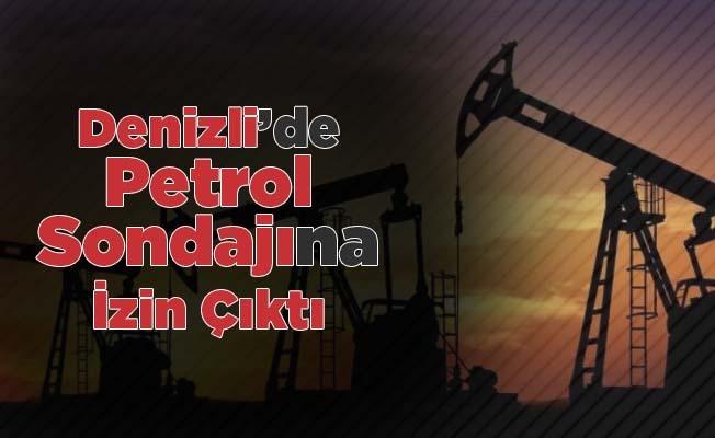 Denizli'de petrol aranacak
