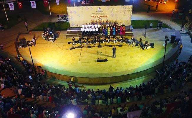 Denizli'de yılsonu konserleri başlıyor