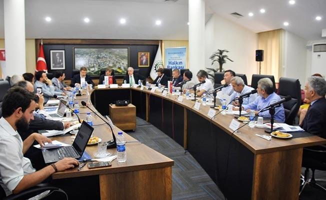 Denizli OSB'de 'Ortak Akıl Toplantısı'