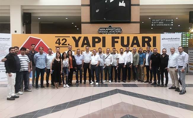 DTO,Yapı Fuarı – Turkeybuild İstanbul 2019'daydı