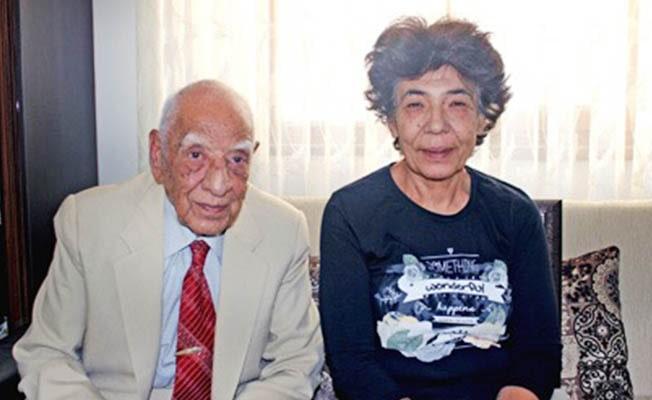 Eski Başkan Dartanel'in eşi vefat etti