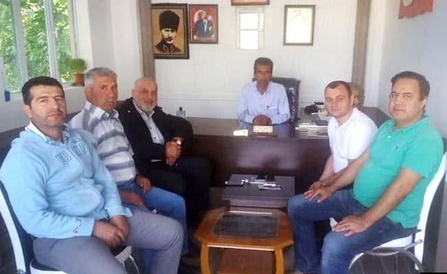 Kalınkozspor'un geleceği masaya yatırıldı
