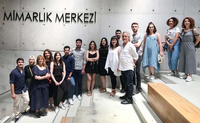 PAÜ Mimarlık Öğrencilerine İzmir'den 5 ödül