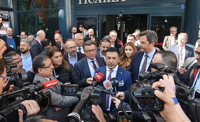 """Başkan Erdoğan: """"Basın, yaşamımızın olmazsa olmazıdır"""""""