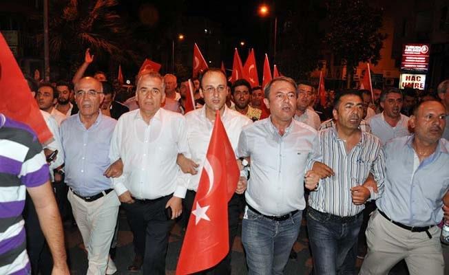 Başkan Örki'den 15 Temmuz Mesajı