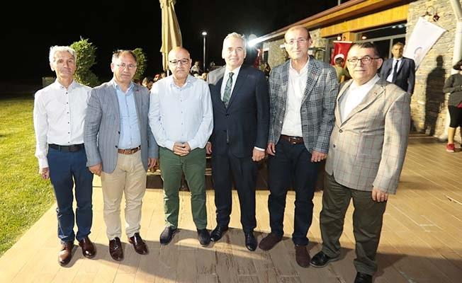 Büyükşehir, Basın Bayramı'nda medya mensuplarını ağırladı
