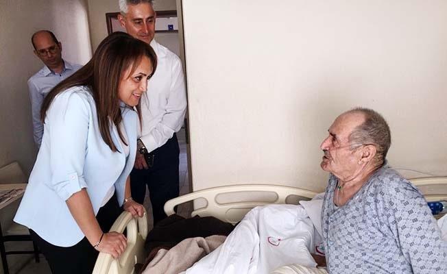 İl sağlık Müdürü Öztürk, Kale'de sağlık hizmetlerini değerlendirdi