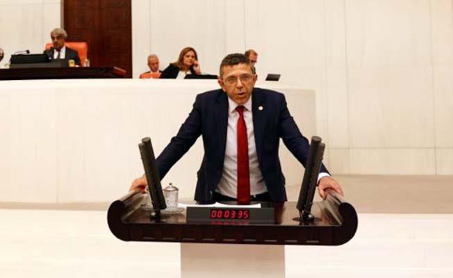 Milletvekili Öztürk 'ihtiyat akçesi'ni sordu