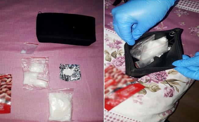 Narkotikten uyuşturucu şebekesine darbe