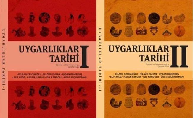 Tarih Vakfı'nın yayınladığı iki yeni eser kitapçılarda