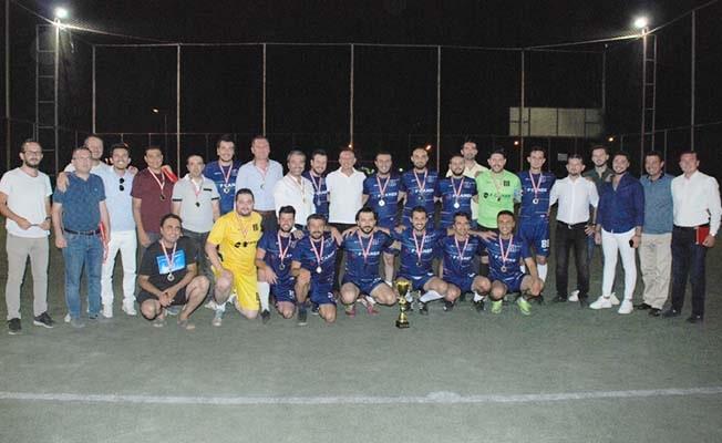 30.'su düzenlenen turnuvada şampiyon İnşaat Mühendisleri