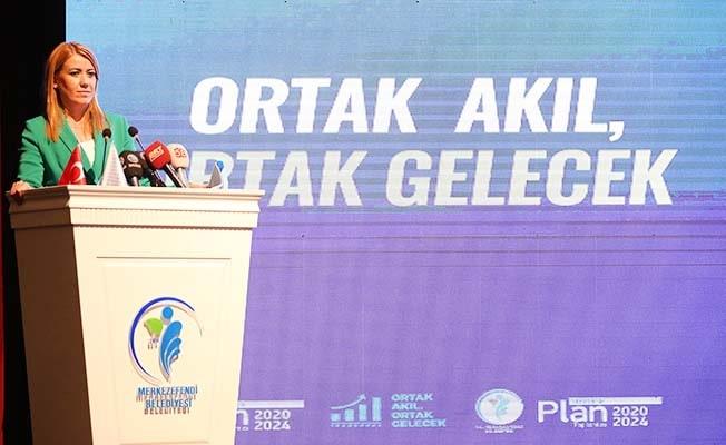 """Başkan Doğan: """"Stratejik planımızı ortak akılla yapmak istiyoruz"""""""