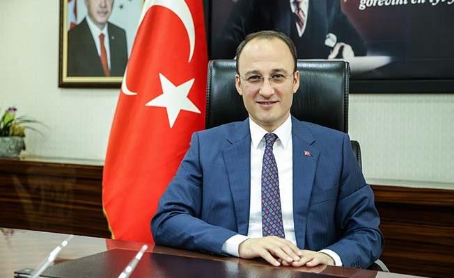 """Başkan Örki: """"Bayram paylaşmaktır"""""""
