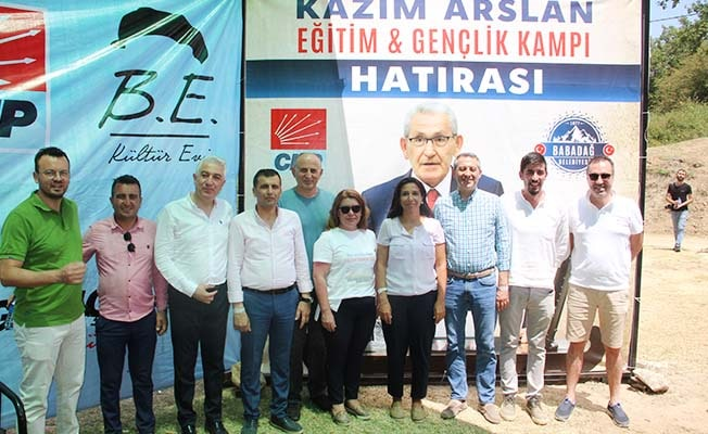 Kazım Arslan Gençlik Kampında Adalet ve Kardeşlik vurgusu