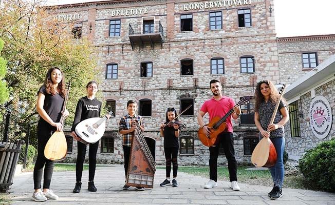 Büyükşehir, geleceğin sanatçılarını bekliyor