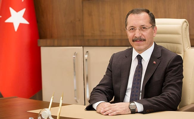 Rektör Bağ'dan 30 Ağustos Zafer Bayramı mesajı