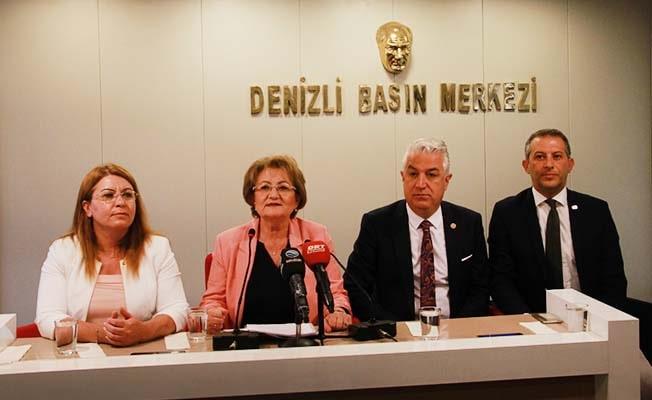 """Başkan Çelik: """"Depremin siyaseti olmaz"""""""