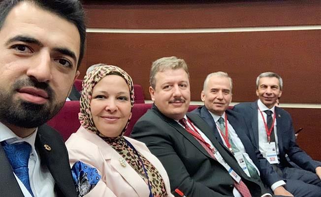 Filiz, 131. Genişletilmiş İl Başkanları Toplantısı'nı değerlendirdi