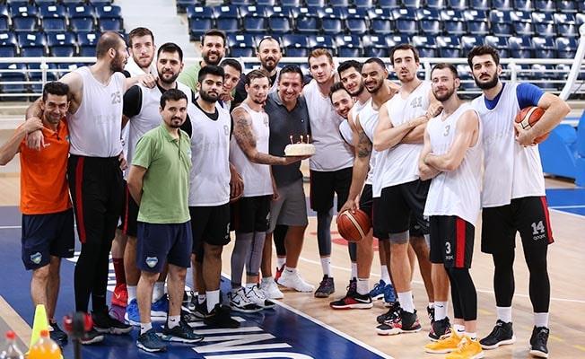 Merkezefendi Basket'in kupadaki ilk rakibi Gemlik Basketbol