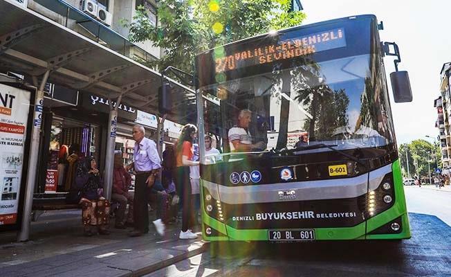 Okullar açılırken Denizli'de otobüs hatları ve sefer sayıları artıyor