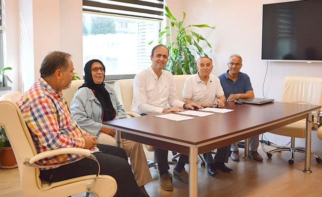 PAÜ Hastanelerine oda bağışları sürüyor