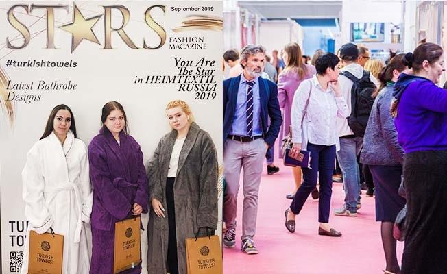 Türk havlusu Rusya pazarında
