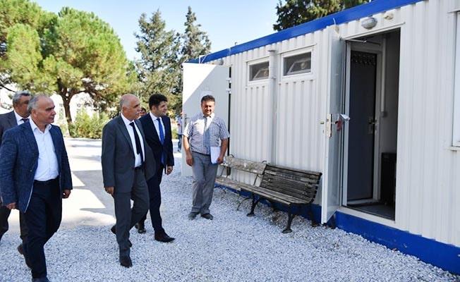 Vali Karahan Çardak ve Bozkurt'u ziyaret etti