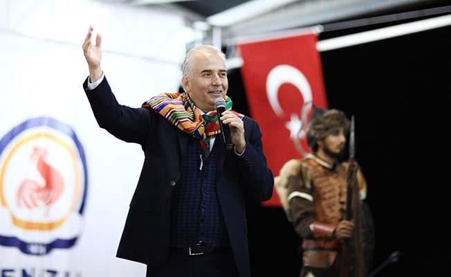 """Başkan Zolan, """"Ordumuz muzaffer olacak"""""""