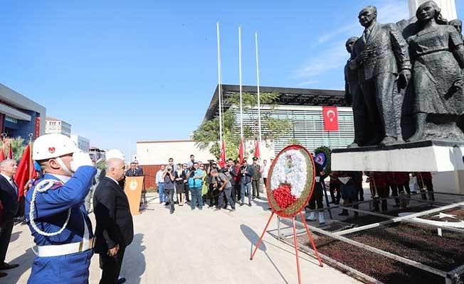 Denilzi'de Cumhuriyet Bayramı kutlamaları başladı