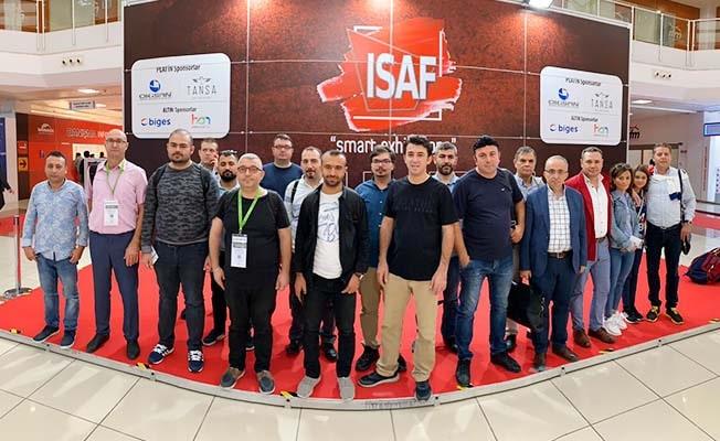DTO üyeleri ISAF 2019'da katıldı