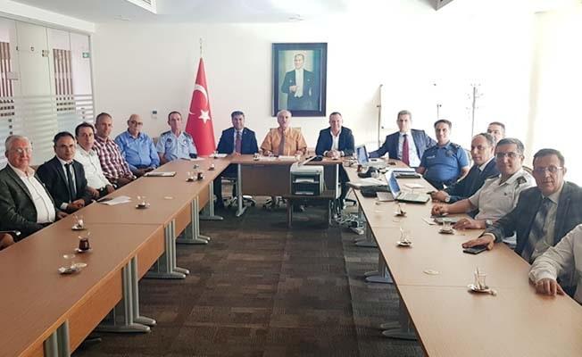 Fenerbahçe maçı öncesi güvenlik tedbirleri belirlendi