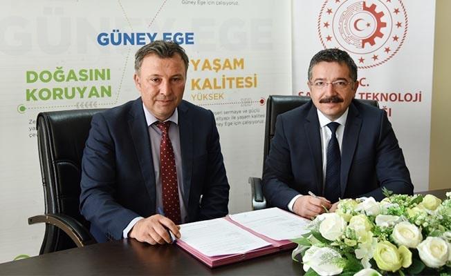 GEKA ile ortak proje sözleşmesi imzalandı