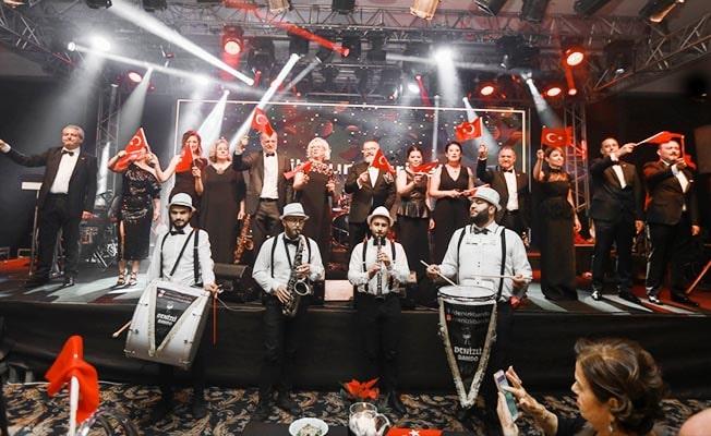 GESİFED Cumhuriyet Bayramı'nı coşkuyla kutladı