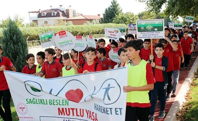 'Harekete Çocuklukta Başla Sağlıklı Yaşa'