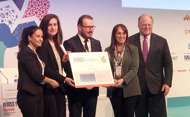 HIMSS 19 EURASİA'da Denizli ADSH'ye gurur veren ödül
