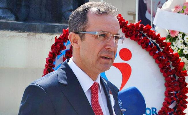 İbanoğlu'dan Cumhuriyet Bayramı mesajı